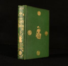 1870 The Fairy Book the Best Popular Fairy Stories Selected and Rendered Anew
