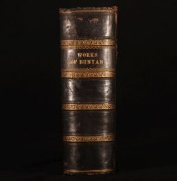 c1890 PILGRIM'S PROGRESS Other Works BUNYAN Illus.