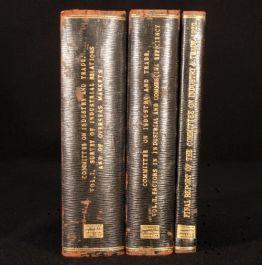 1925-1929 3 vol Committee INDUSTRY TRADE Balfour Report