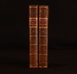 1792 2vols The Beauties of the Spectators Tatlers and Guardians Various Third Ed