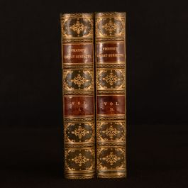 1879 2vols Short Studies of Great Subjects James Anthony Froude Very Scarce