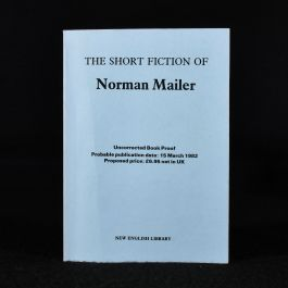 1982 The Short Fiction of Norman Mailer