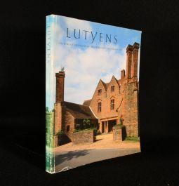 1981 Lutyens the Works of the English Architect Sir Edwin Lutyens