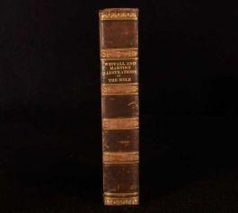 1835 Illustrations of the Bible Volume I & II