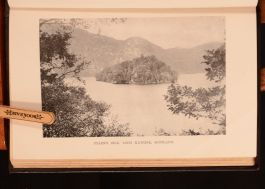 1900 A Trip to Europe Davies Signed Very Scarce Illustrated First Edition