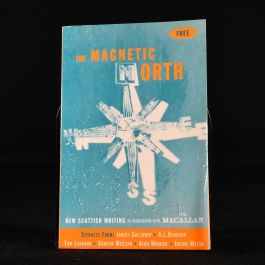 1996 The Magnetic North New Scottish Writing