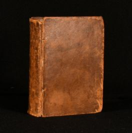 1829 Pocket Dictionary of the Spanish and English Languages