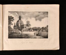 1835 Collection de Douze Vues de Waterloo