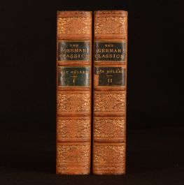 1886 2vol The German Classics From the Fourth to the Nineteenth Century F Max Muller
