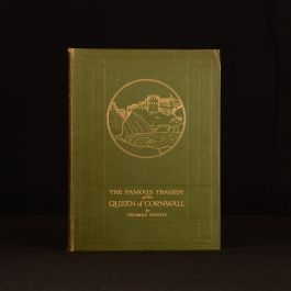 1923 The Famous Tragedy of the Queen of Cornwall Thomas Hardy