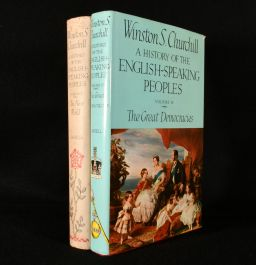1956-8 A History of the English-Speaking Peoples