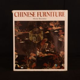 1979 Chinese Furniture Michel Beurdeley Katherine Watson Translated Dustwrapper