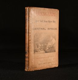 1889 Garenganze or Seven Years Pioneer Mission Work in Central Africa