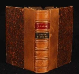 1883 FABRE L'Abbe Tigrane FRENCH Biographyl LAURENS