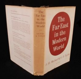 1956 FAR EAST Modern World Michael &Taylor Russia