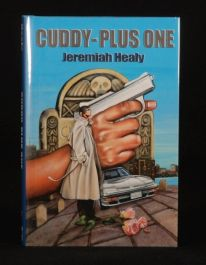 2003 Cuddy - Plus One by JEREMIAH HEALY SIGNED LIMITED