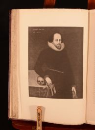 1908 Shakespear Himself and his Work W. Carew Biography Theatre Poetry
