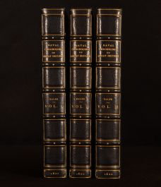 The Naval Chronology of Great Britain; or, an Historical Account of Naval