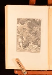 1890 Longus Daphnis and Chloe A Pastoral Romance Illustrated