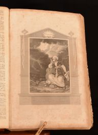 1823 The Holy Bible Containing the Old and New Testaments Adam Charles Illustrated