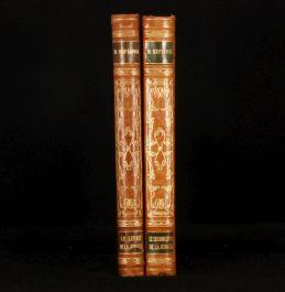 1930 2 Vols Livre de le Jungle Le Second Livre KIPLING