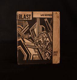 1915 Blast War Number