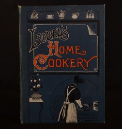 1916 Isobel's Home Cookery