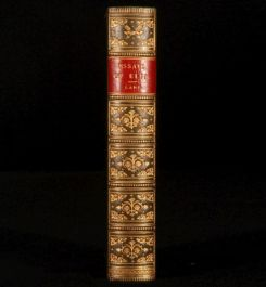 1867 ESSAYS ELIA Eliana Charles LAMB Harrow Binding