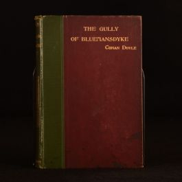 1892 The Gully of Bluemansdyke and Other Stories A Conan Doyle Scarce