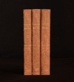 1825 3vol Sayings and Doings Sketches From Life Theodore Hook First Edition