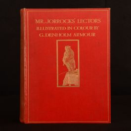 1910 Mr. Jorrocks Lectors R. S. Surtees Illustrated G. Denholm Armour