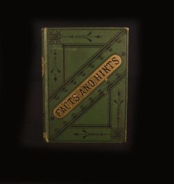 1873 Facts and Hints for Every-Day Life A Book for the Household