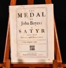 1682 The Medal of John Bayes