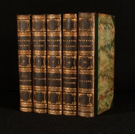 1823-4 Waverely Novels