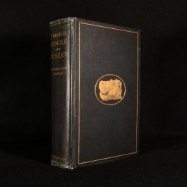 1896 Through Jungle and Desert Travels in Eastern Africa