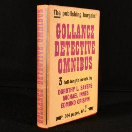 1951 The Gollancz Detective Omnibus