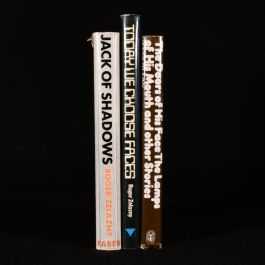 1972-1974 Selected Works of Roger Zelazny