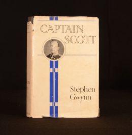 1932 Captain Scott Stephen Gwynn Biography Royal Navy Antarctic Polar