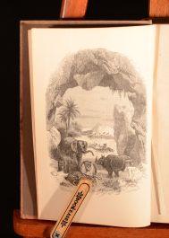 1870 John Gay Fables Short Stories Illustrated Cloth Short Stories