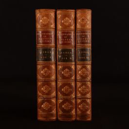 1838 3vols Illustrations of British History Biography and Manners Edmund Lodge
