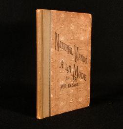 1895 National Viands a la Mode