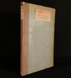 1917 Poems of West and East