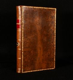 1866 A Collection of Five Almanacks for the Year 1866