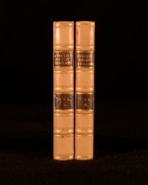 1810 2 Vol J B B D'Anville Compendium of Ancient Geography Maps Scarce