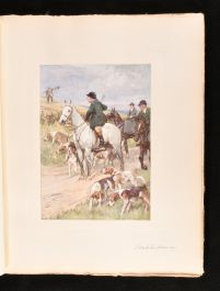 1928 Humour In The Hunting Field