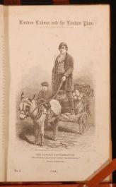 1864 2vols LONDON Labour & the London POOR Henry MAYHEW