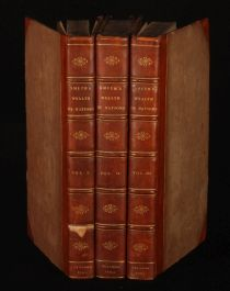 1805 3vol Nature & Causes WEALTH of NATIONS Adam SMITH