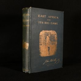 1889 East Africa and its Big Game