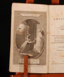 1793 3 Vols The ADVENTURER by John HAWKESWORTH