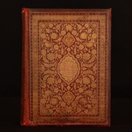 1863 Early English Poems Chaucer to Pope Illustrated First Edition